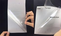 3 capas transparentes NANO recubrimiento cerámico Tph Ppf película protectora de la pintura de coche