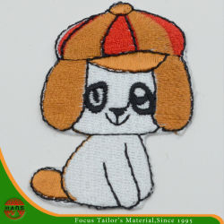 Hans China Factory Strong Patch Embroidery
