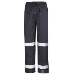 Set di uniformi da lavoro riflettenti di sicurezza Hi-VI