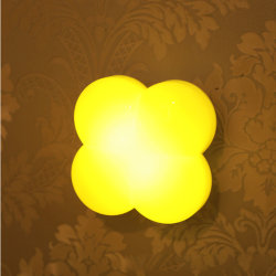 Het Licht van de Nacht van de Sticker van de Muur van het Behang van het Decor van de Zaal van het LEIDENE Huis van Nusery