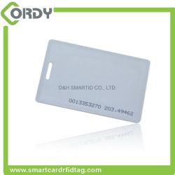 Близость 125 Кгц Professional складной карточки для сотрудников системы контроля доступа