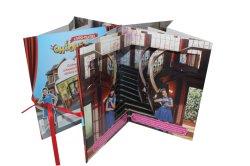 사용자 지정 스토리 팝업 북 팝업 휴일 인사 카드 어린이 도서 인쇄 서비스