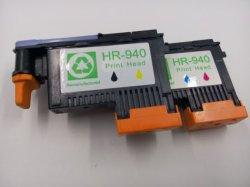 Tête d'impression réusinés pour H&P 940 BK/Y C4900A & H&P 940 M/C4901C Une tête de la tête de l'imprimante pour H&P Officejet Pro 8000 8500W Imprimantes 2PK