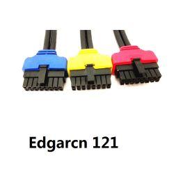 Ipc Micro-Fit 3.0 de 16 pines del cable Cable moldeada