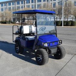 2 4 6 8 [ستر] بطارية [48ف] إلى الخلف أن يساعد كهربائيّة لعبة غولف عربة صغيرة عربة مع [أك موتور]