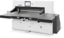 Entièrement automatique coupe-papier hydraulique informatisés (115F)