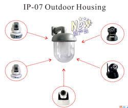 Waterdichte OpenluchtHuisvesting voor de Kleine die Camera van de Koepel (de camera van kabeltelevisie) met de Camera's van Foscam & van Easyn wordt gevormd PTZ IP