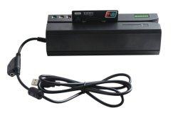 USBドライバー自由なトラック1/2/3を持つ使用できる磁気ストライプのカード読取り装置著者