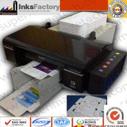Les imprimantes de cartes automatique/40 cartes d'imprimantes