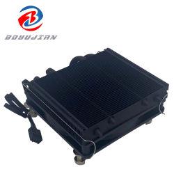 إضاءة LED من الألومنيوم الفاتح وحدة تحكم في الشحن بالطاقة الشمسية تم إخراج وحدة تحكم في الشحن من الأكسيد غلاف من الألومنيوم