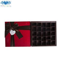 Chocolate Deluxe Papel rígida caixa de papelão para o chocolate/Cookies/Candy (Caixa de oferta)