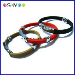 Мода отрицательный баланс ионов титана магнитные браслеты (P054)