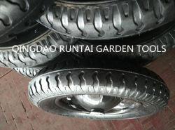 Mais barato durável com ar de alta qualidade roda de borracha para Wheelbarrow (3.25-8)