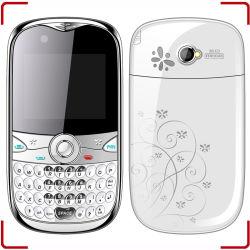 듀얼 SIM TV, WIFI 무선 인터넷, 쿼드 밴드 휴대폰, T006
