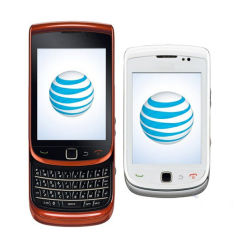 Original Torch Mobile Phone, Unlocked GSM Cell Mobile 9800 Smartphone, Cellular Phone