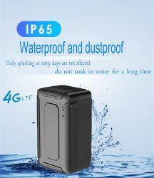Absorción magnético fuerte instalación gratuita wireless 4G rastreador de GPS, resistente al agua en espera larga Localizador GPS BW05 Contenedor de activos de camiones coche personal