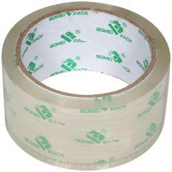 Dongguan envasado de productos BOPP materiales adhesivos embalaje clara