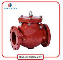 UL 인증 및 FM 승인 화재 방지 체크 밸브 제조업체 소방 밸브, 300psi UL/FM 인증 체크 밸브, 와퍼 체크 밸브, 스윙 체크 밸브