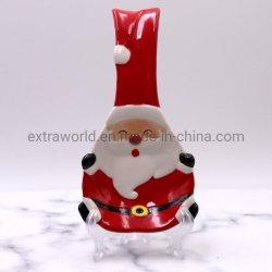 자신만의 디자인 크리스마스 선물 공예 산타 세라믹 스푼