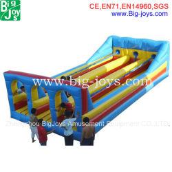 Jogo de corrida de bungee jump inflável para venda