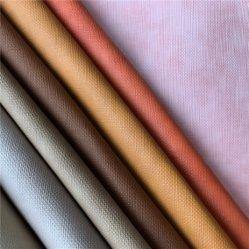 Il cuoio sintetico sintetico dell'unità di elaborazione del PVC della striscia di modo usato insacca l'indumento del sofà dei pattini superiore