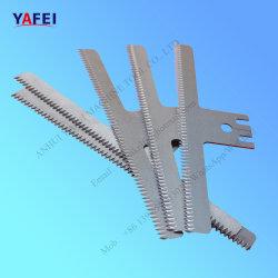 包装用ブレードの垂直型充填シール鋸歯状ナイフ