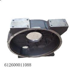 pièces de rechange moteur Weichai original chariot 612600011088 du carter de volant
