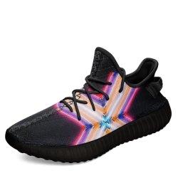 Mens tricot sportive décontractée Sneakers chaussures running chaussure de tennis pour les hommes de marcher le commerce de gros de jogging de baseball des chaussures de course