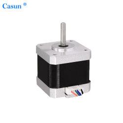 El Motor de pasos híbrido NEMA17 para las impresoras 3D