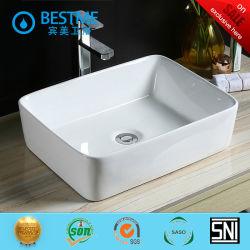 La céramique / wc lavabo en porcelaine dans