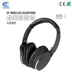 簡潔なデザイン高品質の実行中の騒音の取り消しのBluetoothのヘッドホーン