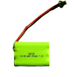 工場AAA電池のパック650mAh AAA 7.2V NiMH電池