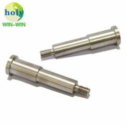Parti girate alta precisione dell'asta cilindrica dell'acciaio inossidabile che frantumano superficie