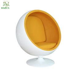 Дизайнер Eero Аарнио из стекловолокна стул шаровой опоры рычага подвески
