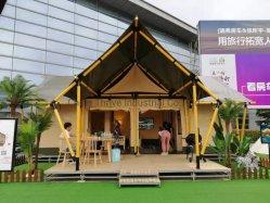 캠핑 사파리 텐트 럭셔리 캠핑 호텔 텐트 아웃도어 비치 캠프 리조트 텐트