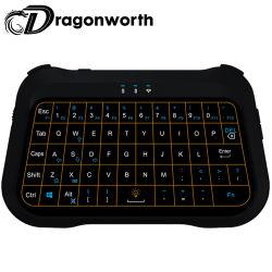 Новый тип Pendoo коммерческих T18+ 2,4Ггц RF колесико мыши Беспроводная мини-Combo удаленной клавиатуры, сенсорной панели