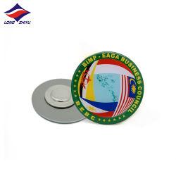 Longzhiyu 13 Jahre Magnet Pins Hersteller Professional Kundenspezifische Magnetische Brochstifte Individuelle Magnetische Reversstifte