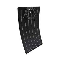 Einfacher flexibler Sonnenkollektor der Installations-12V 50W 100W 150W 200W