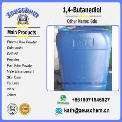 Liquide incolore 1, 4-Butanediol / BDO avec 99,5% de pureté CAS 110-63-4