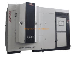 Beschichtung-Goldfarbe/-vakuum des Chrom-Überzug-PlastikMachine/PVD, das Maschine metallisiert
