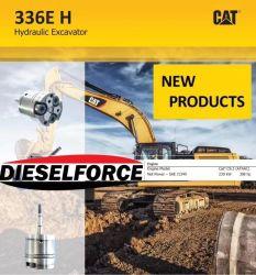 Klep van de Controle van het Spoor van de diesel Kat van Injecteurs de Nieuwe Gemeenschappelijke voor 336e het Hydraulische Graafwerktuig van H, voor Rupsband C9.3 (ATAAC)