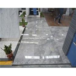 Полированный синий/серый/черный/коричневый и белый мрамор плитка из природного камня пол/мозаики/столешниц/столешницами для кухни и ванной комнатой/отель/проекта