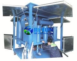 6,8 Па рабочий вакуум степень фильтрации масла Transfomer оборудования