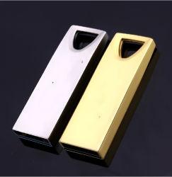 2019 новейший высококачественный корпус из нержавеющей стали материал водонепроницаемый Premium подарок для продвижения пользовательских лазерной гравировкой металлический корпус 4ГБ с USB Memory Stick Pen Drive USB Flash Driver