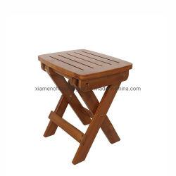 安い釣大人の子供のためのキャンプのタケ木折る腰掛けのフィート
