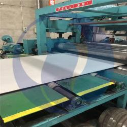 AISI ASTM a folha de aço inoxidável laminado a frio (304 304H 316 316Ti 317L 321 309 S 310S 2205 2507 904L 253mA 254MO)