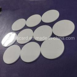 125 Кгц 13.56Мгц пустым круглый пластмассовый RFID метка монет
