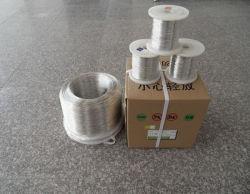 Portcelain Fused Resistor용 주석 도금 구리 와이어