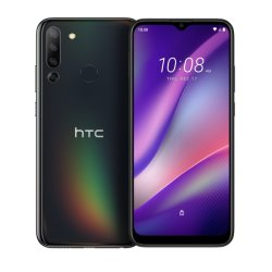 HTC Wildfire E3 4gram, 13MP 1080p 듀얼 카메라 64GB/128GB 스토리지 microSDXC 4000mAh 도매 스마트 언클록킹된 휴대폰