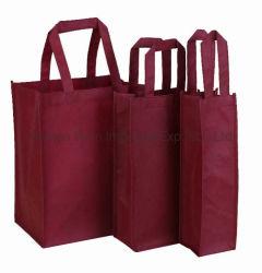 يطبع أعدت رف بالجملة عصريّة أحمر [بّ-نون-ووفن] شركة نقل جويّ خمر حقيبة